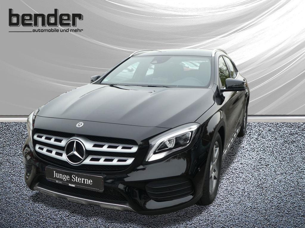 Mercedes-Benz GLA 200 Sport Utility Vehicle AMG*360°*LED ...